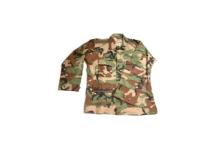 Tru-Spec U.S. BDU Rip-Stop Shirt (US Woodland) - Chest XL 45-49""