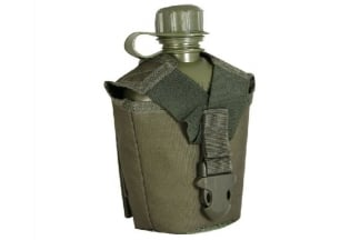 Viper MOLLE Waterbottle with Pouch (Olive)