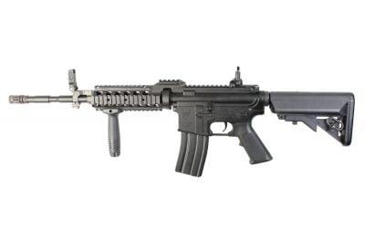 King Arms AEG M4 RAS II Ultra Grade (Black)