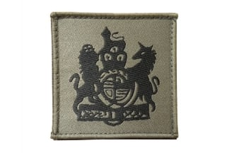 Commando Rank Patch - WO1 / RSM (Subdued)