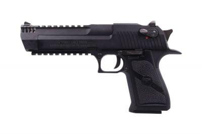 WE/Cybergun GBB Desert Eagle L6 .50AE (Black)