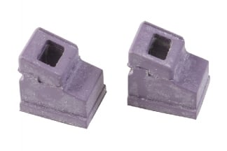 Laylax (Nineball) Improved Mag Seal for TM/WE GBB & Hi-Capa & P226 (Pack of 2)
