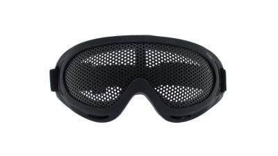 Zero One Tactical Mesh Goggles (Black)