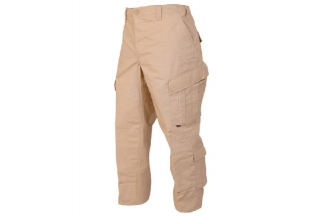 Tru-Spec Tactical Response Trousers (Khaki) - Size Small 27-31""
