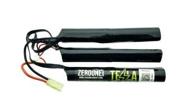 Zero One Tesla Battery 11.1v 5000mAh 15C Li-Ion MAX (Triplet)