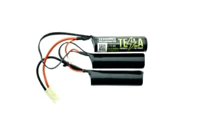 Zero One Tesla Battery 11.1v 2500mAh 15C Li-Ion (Triplet)
