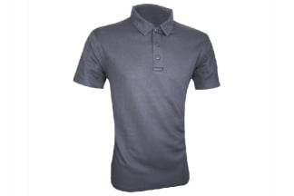 Viper Tactical Polo Shirt Titanium (Grey) - Size Medium