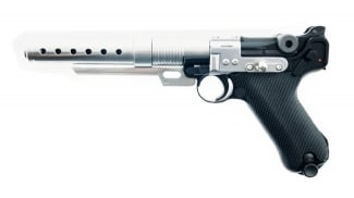 """Armorer Works GBB Custom Limited Edition Luger P08 6"""""""
