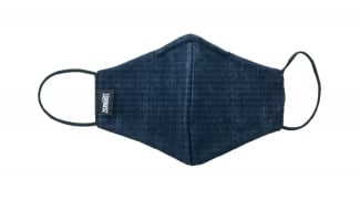 Zero One Face Covering (Denim)