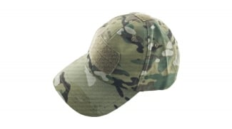 Zero One Baseball Cap (Multicam) | £6.95