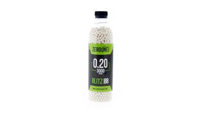 Zero One Blitz BB 0.20g 3000rds Bottle (White)