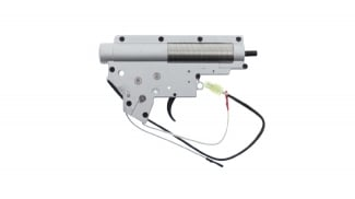 EB Complete V2 Gearbox with Microswitch (Rear Wired)