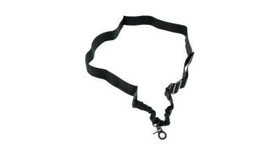 Zero One Single Point Bungee Sling (Black) | £12.95