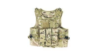Zero One MOLLE Recon Vest (Multicam)