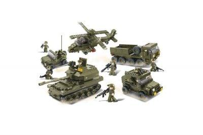 Sluban Army Set (M38-B0311)