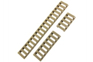 101 Inc Ladder Panel Set for 20mm Rail (Dark Earth)