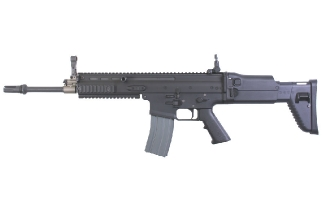Ares AEG SCAR-L with EFCS (Black)