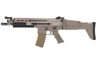 WE GBB SCAR-L (Tan)