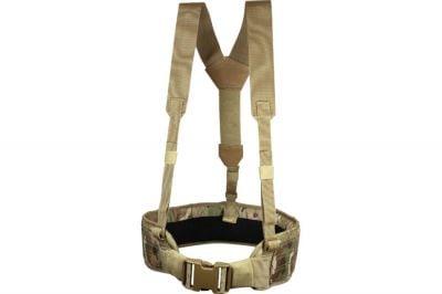 Viper Laser MOLLE Skeleton Harness System (MultiCam)