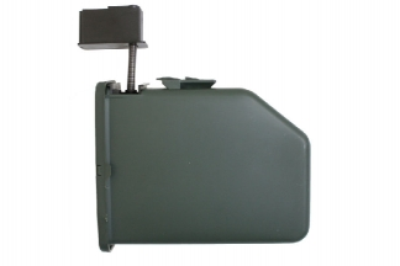 Classic Army AEG Box Mag for Minimi 2400rds