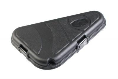 Matrix Compact Hard Shell Pistol Case (Black)