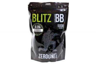 Zero One Blitz BB 0.20g 5000rds (Black)