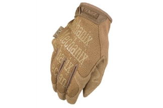 Mechanix Original Gloves (Coyote) - Size Small