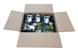 Zero One Blitz BB 0.20g 5000rds (White) Carton of 20 (Bundle)