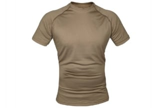 Viper Mesh-Tech T-Shirt (Coyote Tan) - Size Extra Extra Extra Large