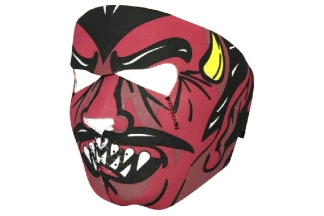 Viper 'Devil' Neoprene Full Face Mask