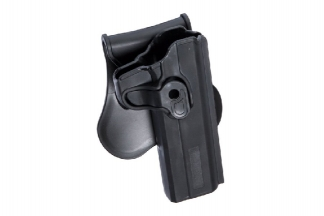 ASG Rigid Polymer Holster for 1911 (Black)