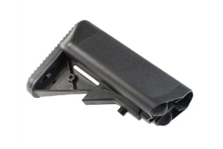 A&K PTW Type Crane Stock for PTW/STW M4 (Black)
