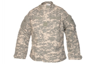 Tru-Spec U.S. Genuine Issue Army Combat Rip-Stop Shirt (ACU) - Chest XL 45-49""