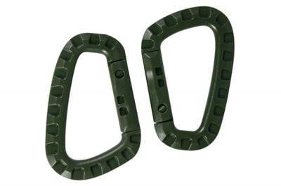 Viper Tactical Carabina Set of 2 (Olive)