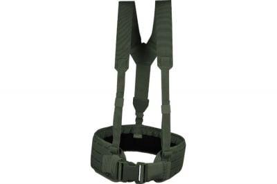 Viper Laser MOLLE Skeleton Harness System (Olive)