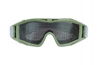 101 Inc Mesh Goggles (Green)
