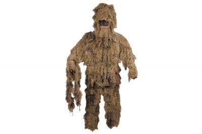 MFH Ghillie Suit (Desert) - Size Extra Large / Extra Extra Large