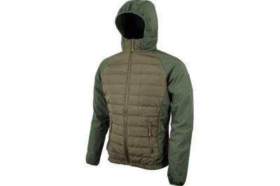 Viper Sneaker Jacket (Olive) - Size Medium