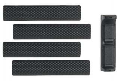 G&P KeyMod Handguard Finger Stop Set (Black)