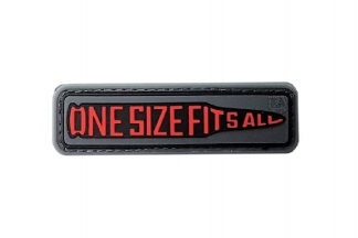 JTG One Size Fits All PVC Patch
