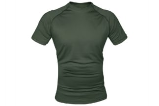 Viper Mesh-Tech T-Shirt (Olive) - Size Extra Extra Large