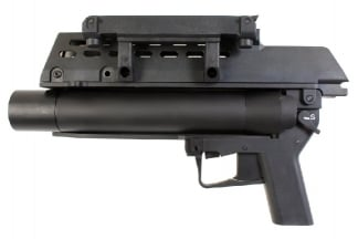 S&T Undermount Grenade Launcher for G39 (Black)