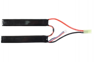 Zero One 7.4v 2000mAh 15C LiPo Nunchuck Battery