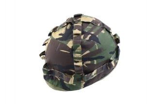 U.S. Style Replica Vietnam-Era Helmet (with Camo Cover)