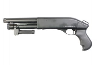 APS CO2 CAM870 MKIII 'Breacher' AOW Shotgun (Black)