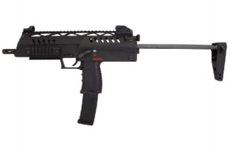 WE GBB SMG-8 (Black)