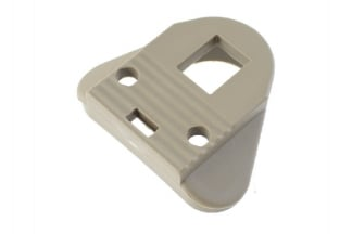 G&G Triangle End Plate for Crane Stock (Tan)