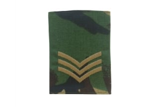 *Clearance* Rank Slide (DPM) - Sgt