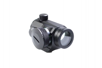 Zeldner Low Profile T1 Red Dot (Black)
