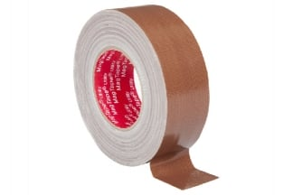 Zero One Gaffer Tape 50mm x 50m (Brown)